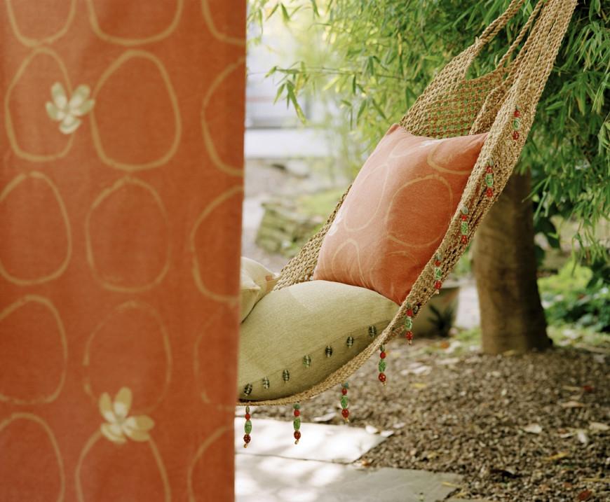 woven hammock size
