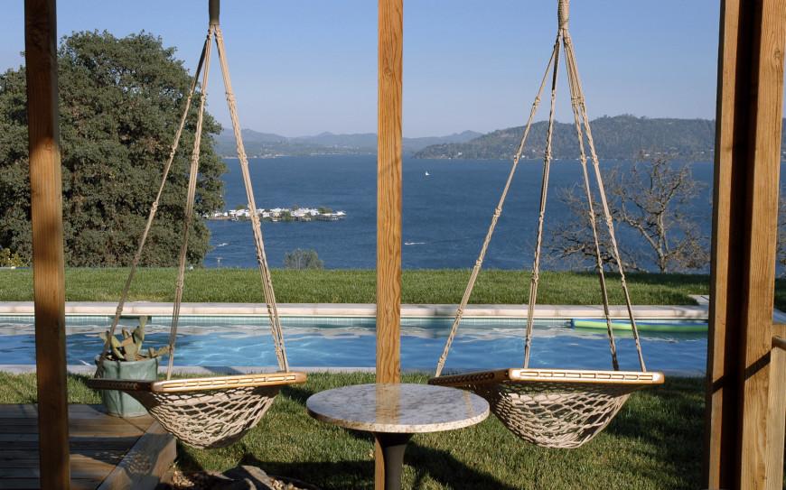 polyester hammock rope