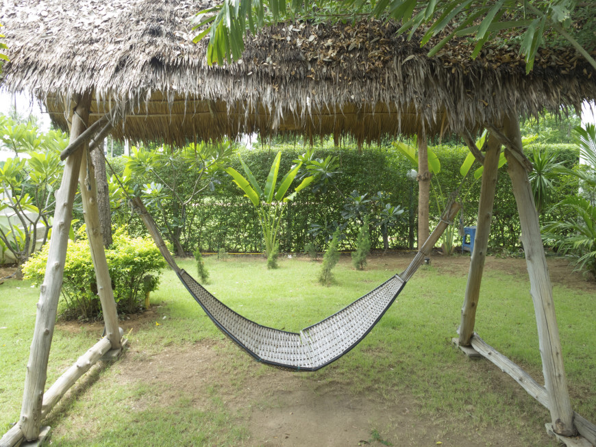 hammock gazebo plans