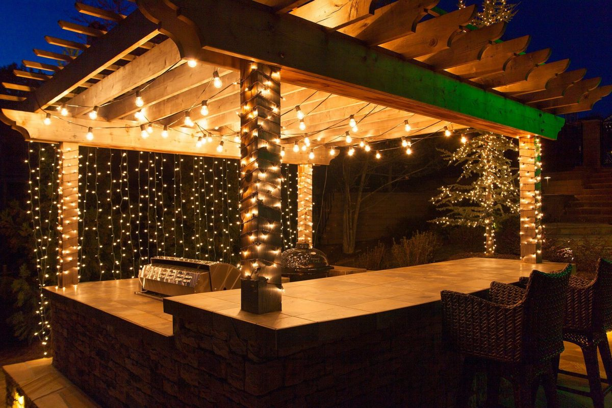 Imaginary Pergola Wall ideas