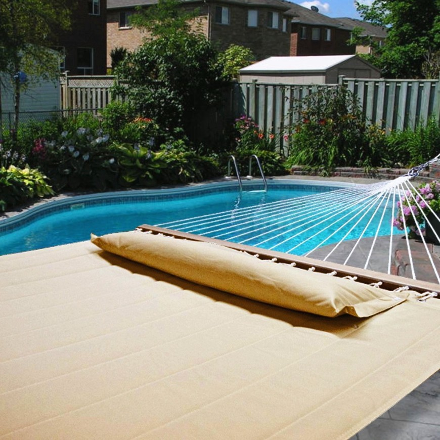 backyard pool and gazebo ideas