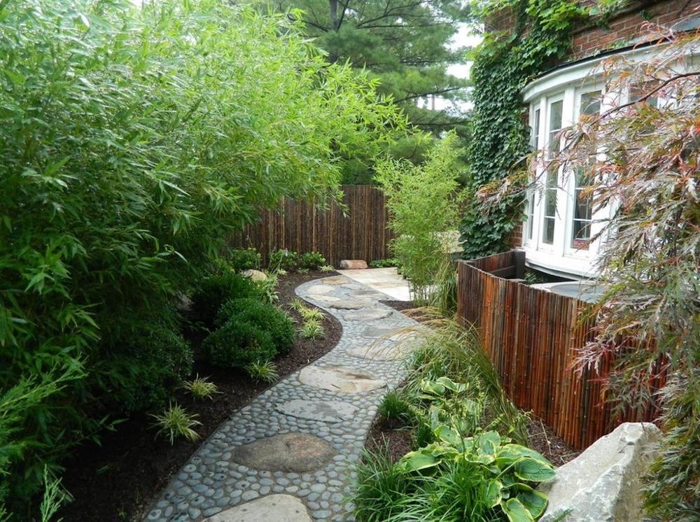Low Fence Covering for Savvy landscape