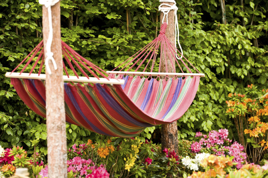 colour cloud hammocks