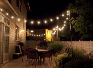 Outstanding Outdoor Rope Lights Ideas