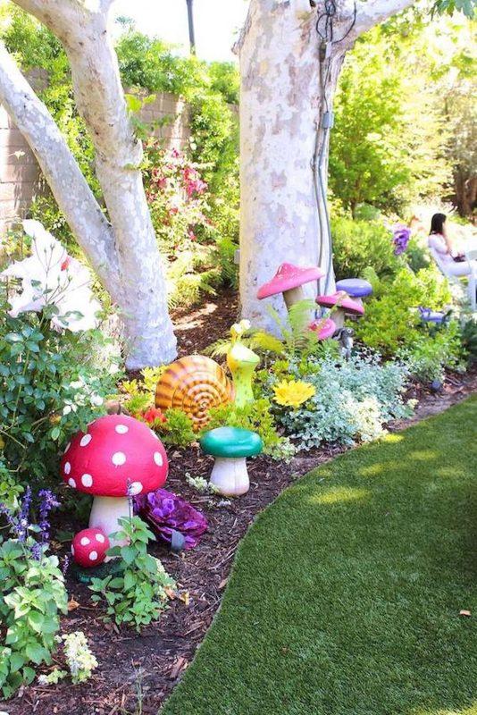 School Garden Ideas: The Fairytale