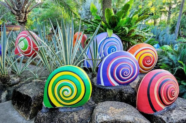 The Snail Garden