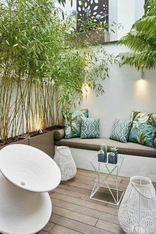 deck garden asia's touch