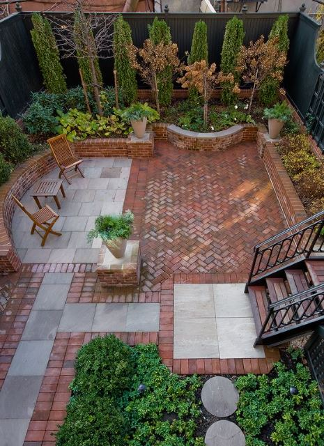 patio garden idea