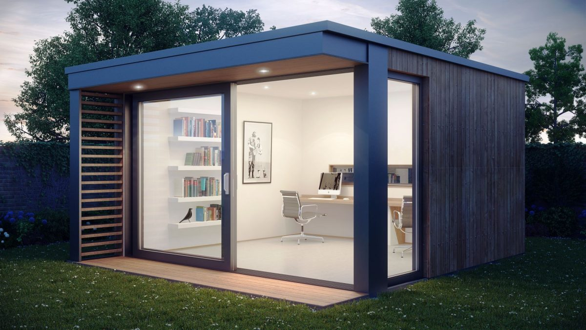 Backyard Office Box