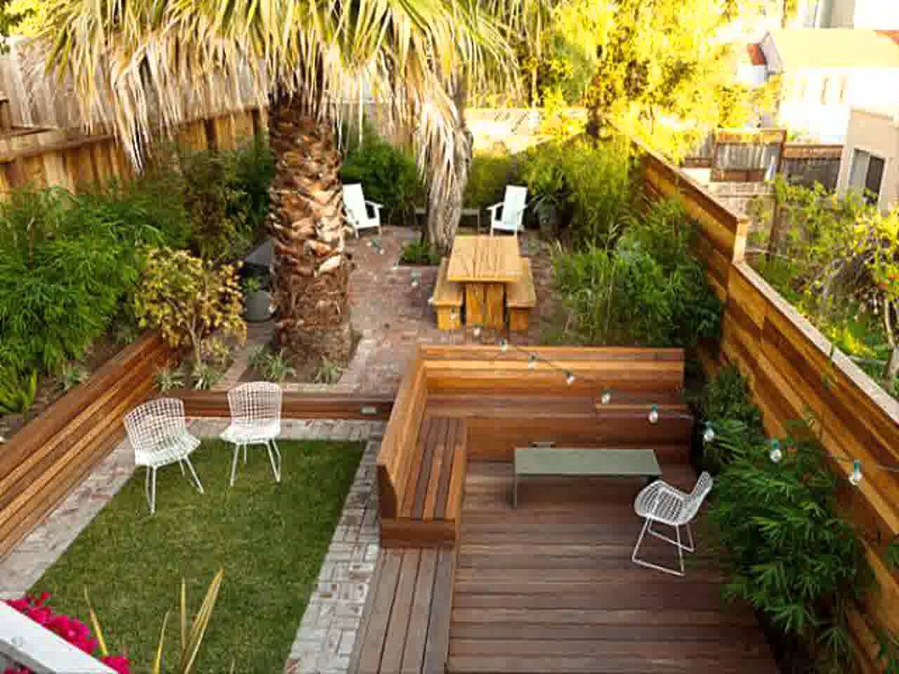small backyard tropical landscaping
