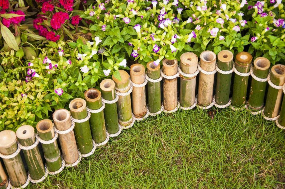 bamboo fence estimate