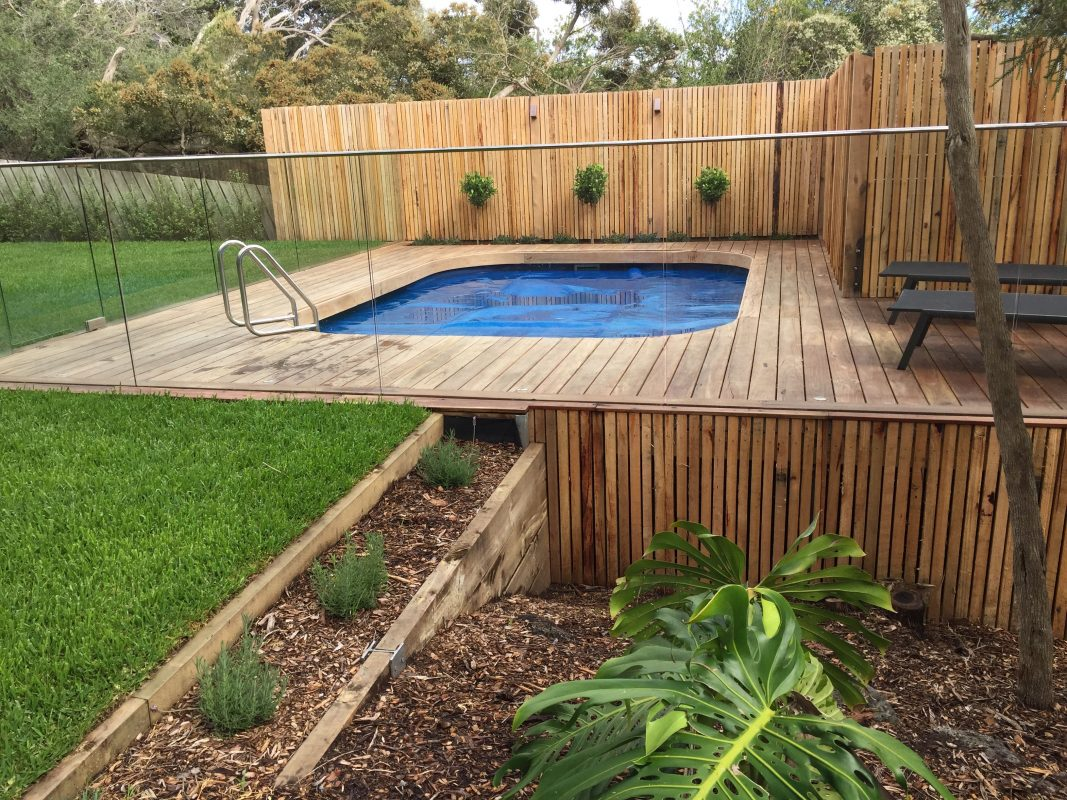 24 Above Ground Pool Fence Ideas for the Ultimate Safety ...