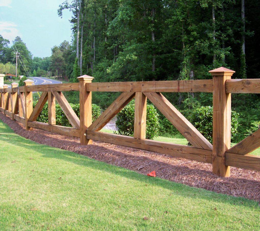 horse fence craftsman