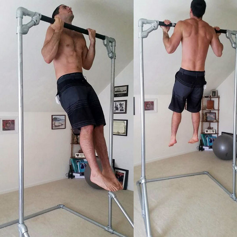 Freestanding Pull Up