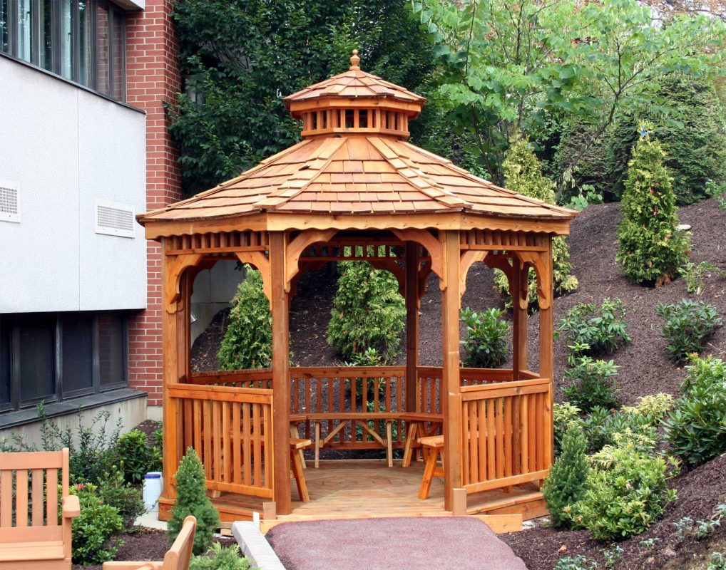 Red Cedar Small Pavilion