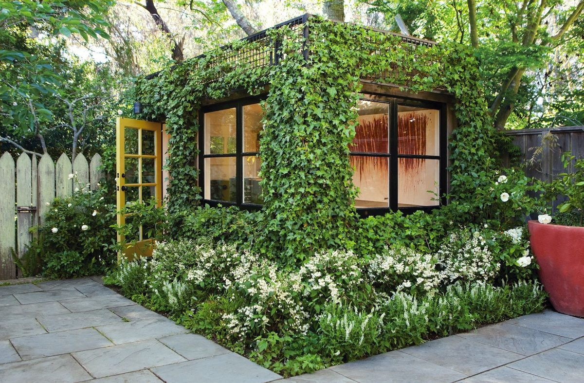 Green Lush Office
