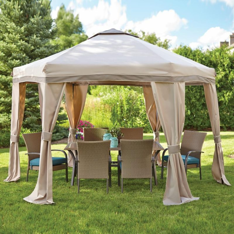 Outdoor Portable Pavilion