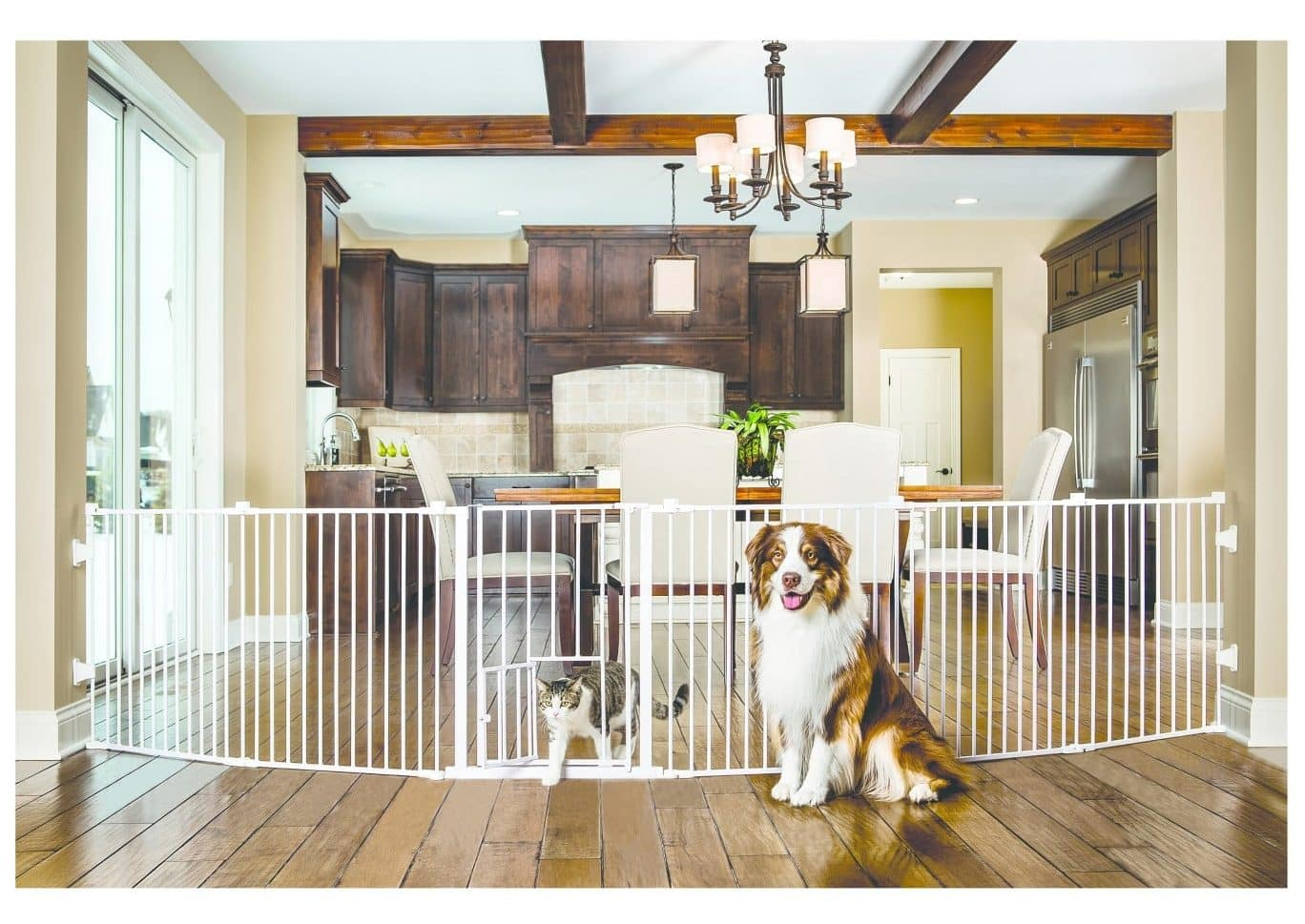 temporary fence indoor for pet