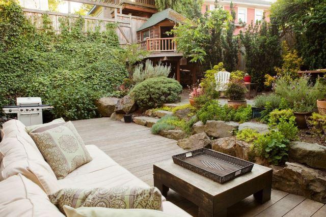 natural fairy garden ideas