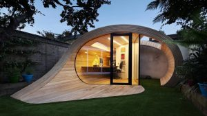 Office in a Shell