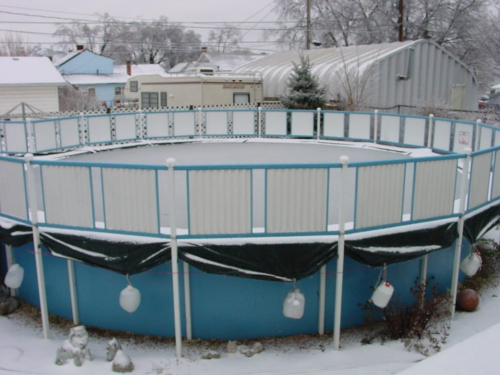PVC Pipe and Corrugated Fiberglass Panel Fence
