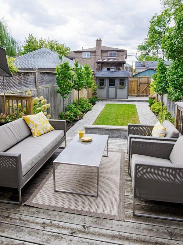 modern backyard garden designs modern landscaping ideas for backyard