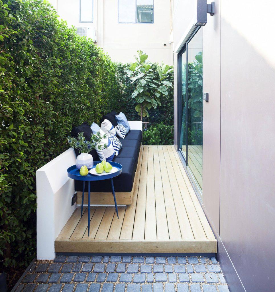 deck garden Cozy Corner