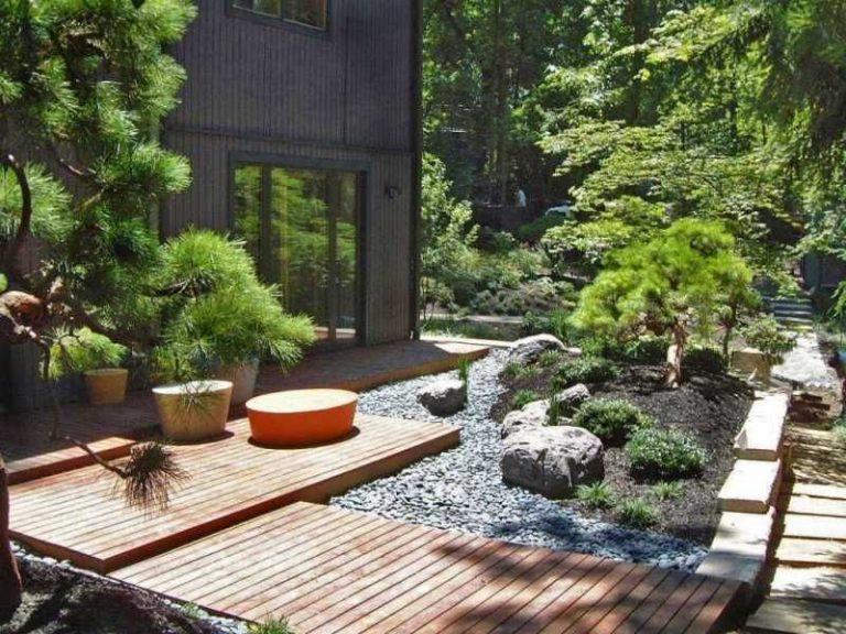 deck garden idea