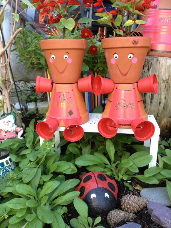 School Garden Ideas: The Puppet