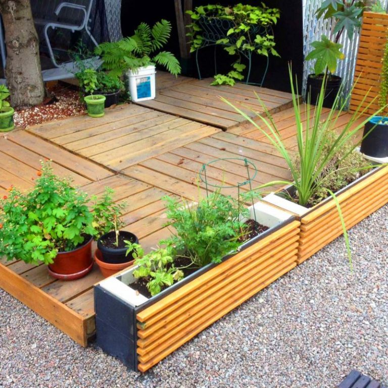 Simple Landscaping Ideas for Wet Backyard
