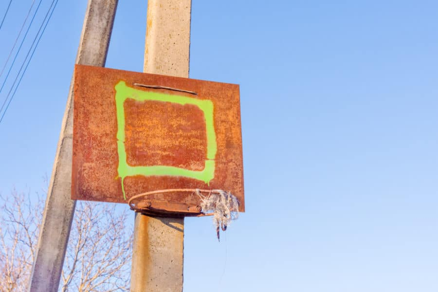 DIY Wooden Hoop
