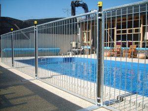 temporary fencing ideas