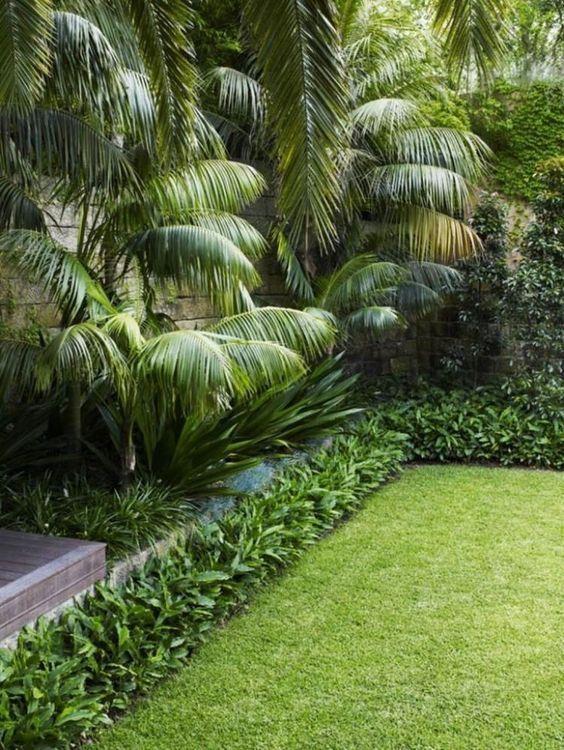 green garden concept